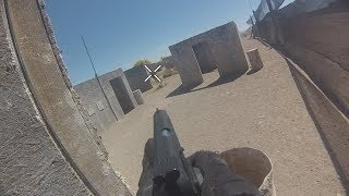 ASG CZ SP0-1 Shadow game play 4/7/18 FighterTown