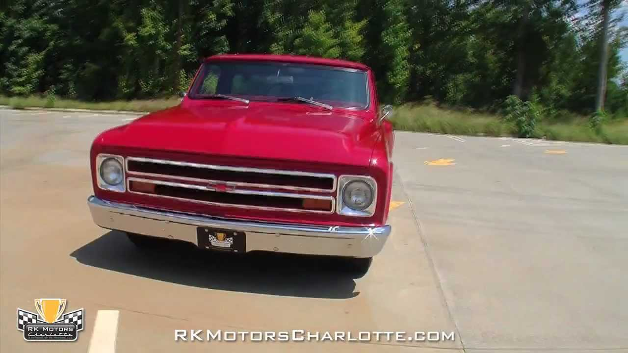 1969 Chevy Truck For Sale >> 132489 / 1969 Chevrolet C20 - YouTube