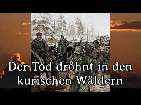 Sing With Karl - Der Tod Dröhnt In Den Kurischen Wäldern [Baltic War Song 1919][+ Translation]