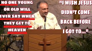 the younger generation wants nothing to do with bible prophecy   pastor jd