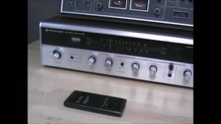 Vintage HIFI equipment & Bluetooth (receivers & amplifier) audio