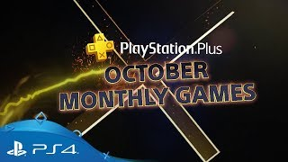 PS Plus - October 2018 | Laser League + Friday The 13th | PlayStation Plus Monthly Games