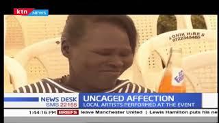 Local artists in Eldoret celebrates Valentine with Eldoret women prisons\' inmates