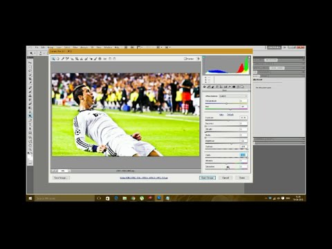 How To get Camera Raw Filter In Adobe Photoshop CS5/CS6