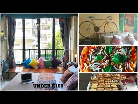 The BEST Hotel in Bangkok! Retro Budget Boutique Phranakorn Nornlen Review