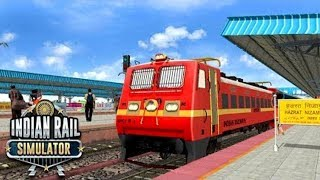 Indian Train Simulator 2018 (by Racing Games) Android Gameplay [HD]