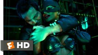 Catwoman (2004) - Backstage Brawl Scene (7/10) | Movieclips