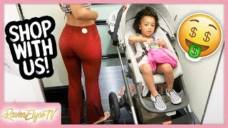 Shopping Spree with my Toddler! + HAUL | MOM VLOG