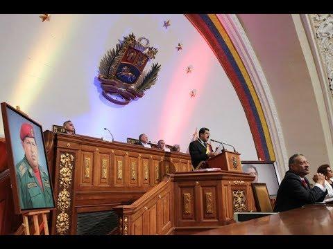 Nicolás Maduro, Memoria y Cuenta COMPLETA ante la ANC, 14 enero 2019