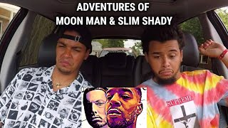 Baixar Kid Cudi x Eminem - The Adventures Of Moon Man & Slim Shady - REACTION REVIEW