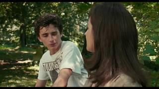 Timothée Chalamet Speaking French In Call Me By Your Name With Subtitle Youtube