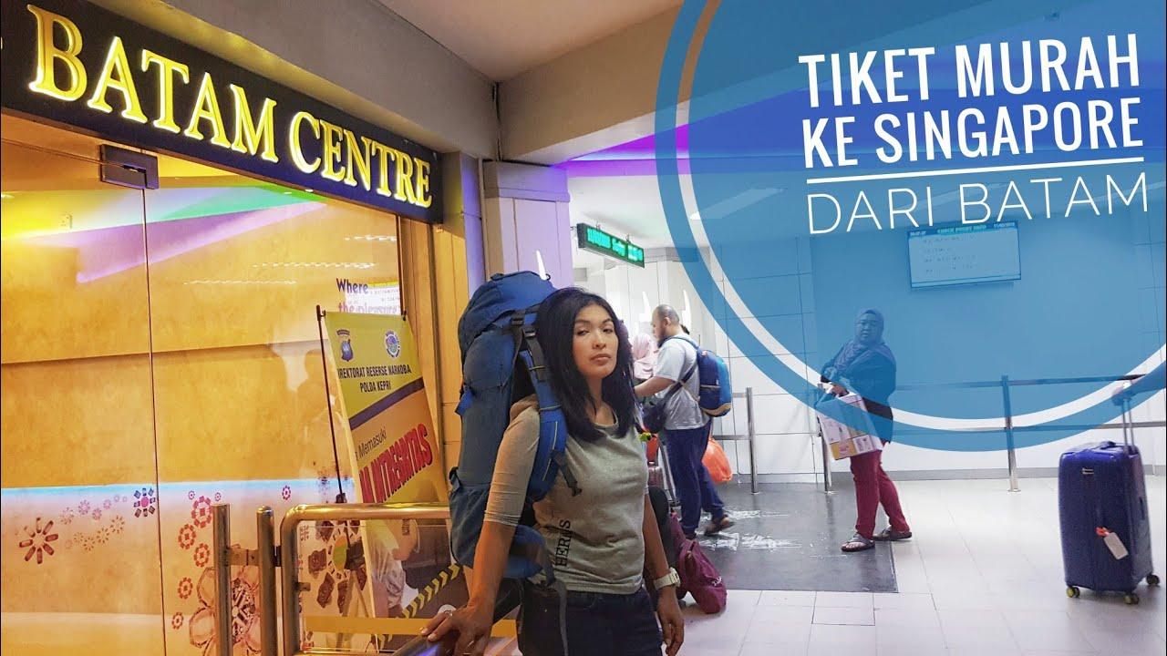 Tiket Murah Ke Singapore Via Batam Indonesia Cheap Ticket To Madame Tussauds Centre Seaport