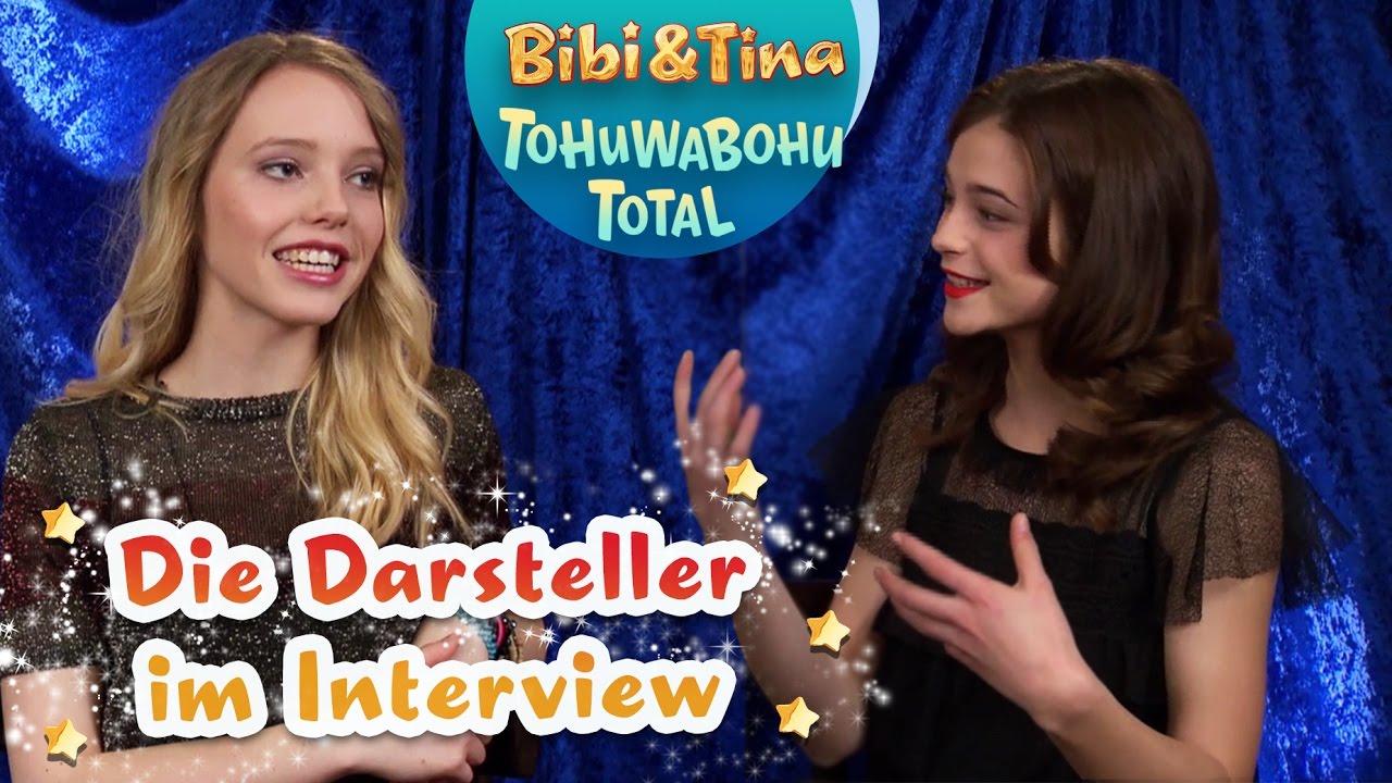 Bibi Tina 4 Tohuwabohu Total Interview Mit Den Darstellern