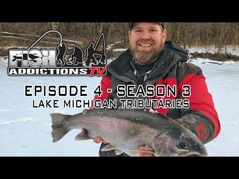 """""""TROUT HEARTBREAK & REDEMPTION"""" - FA TV S.3 Ep.4 (Lake Michigan Tribs)"""