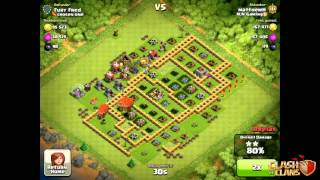 Clash Of clans Balloons and Minions!430k!