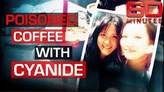 Woman accused of murder after iced coffee is spiked with cyanide | 60 Minutes Australia