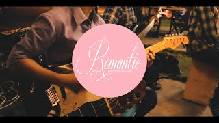 Pelangi di matamu & Can't Take My Eyes Off You. Cover By ROMANTIC (Romansa Acoustic) LIVE