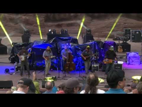 "Greensky Bluegrass - ""Don't Lie"" Live At Red Rocks"