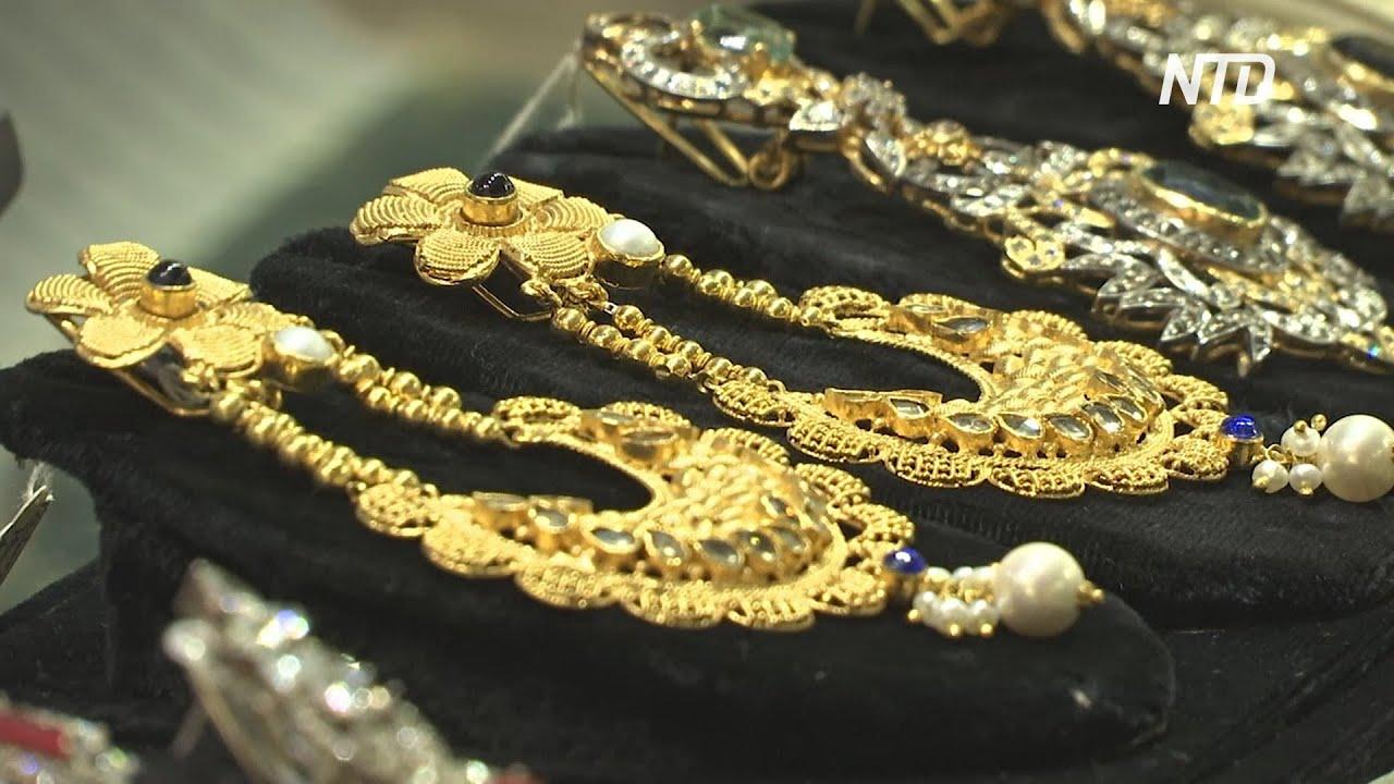 На рынке золота в Пакистане - кризис (видео) - Новости Украины. Главное™