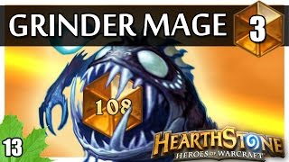 Hearthstone Grinder Mage - Final boss!  Legend time?  #3