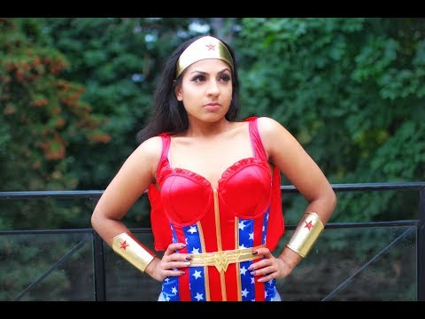 If WONDER WOMAN was my therapist ft. Dan & Riya