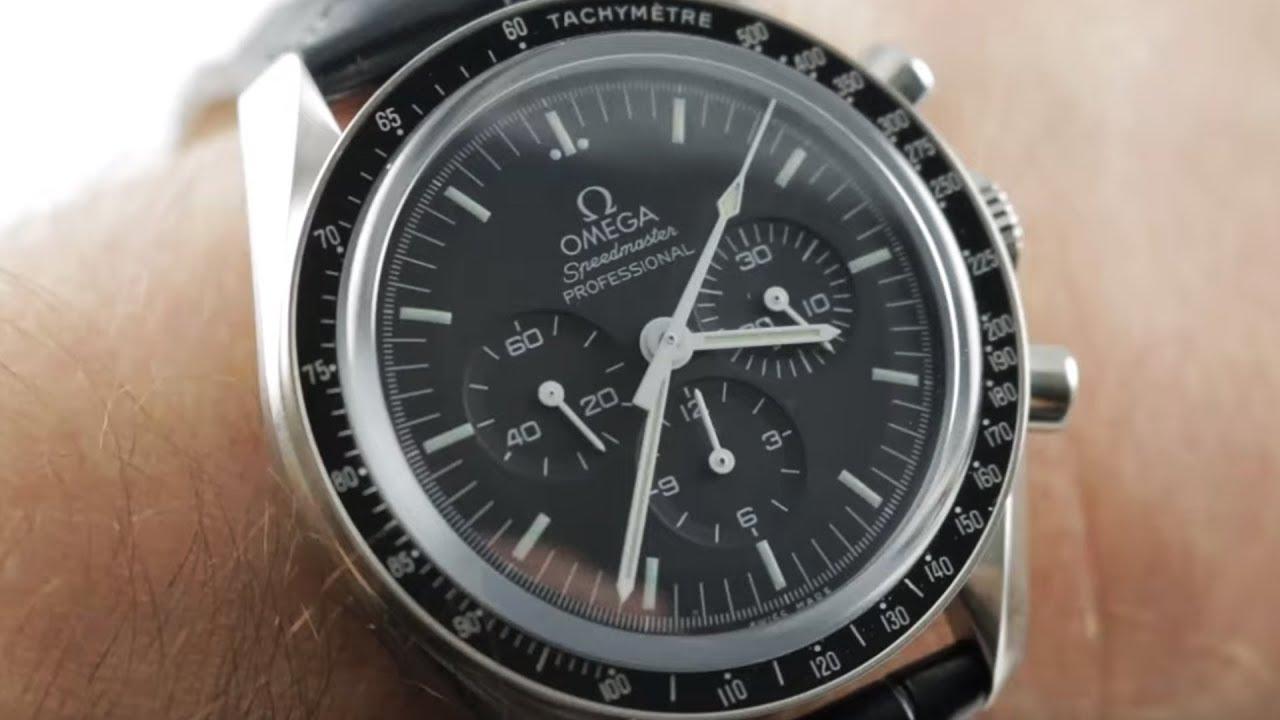 Omega Speedmaster Professional Moonwatch Chronograph 311 33 42 30
