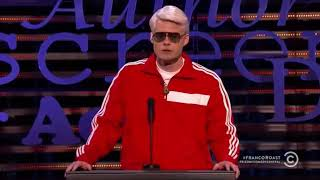 Bill Hader As The President Of Hollywood - Roast Of James Franco (2013)