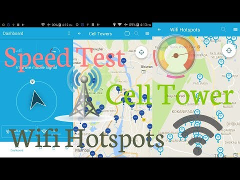 4G WiFi Maps & Speed Test. Find Signal & Data Now   Opensignal   appgamer