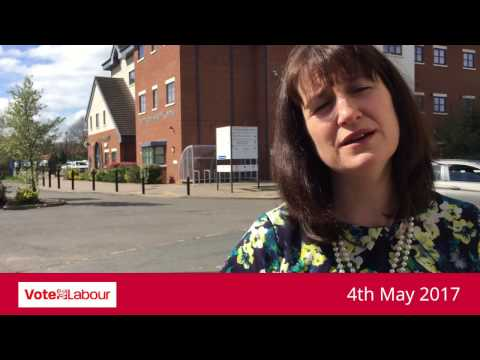 Vote Julia Buckley for Shropshire Council