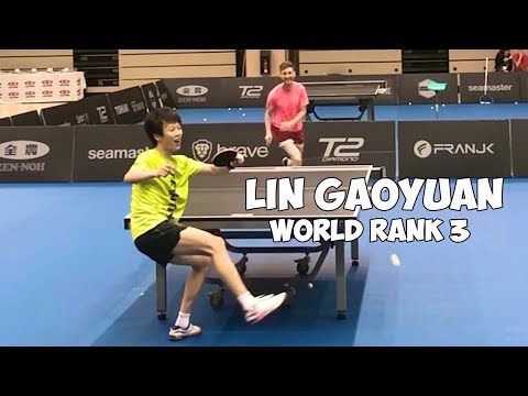 I Played Against World No.3 Lin Gaoyuan