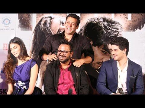 UNCUT Hero   Trailer 2015 Launch | Salman Khan, Sooraj Pancholi, Athiya Shetty