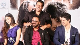 UNCUT Hero Official Trailer 2015 Launch | Salman Khan, Sooraj Pancholi, Athiya Shetty
