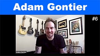 Interview with Adam Gontier - May 2020 YouTube Videos