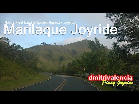 Pinoy Joyride - Marilaque (MArikina RIzal LAguna QUEzon) Highway Joyride