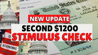 AT LAST! GOOD NEWS from Congress on Second Stimulus Package | Second Stimulus Check Update May 29