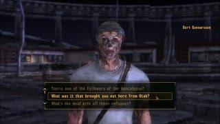 Fallout New Vegas Cut Content: Driver Nephi