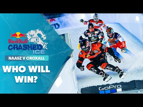 Naasz VS Croxall: Championship Race | Red Bull Crashed Ice 2016