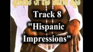 Queens of the Stone Age - Hispanic Impression