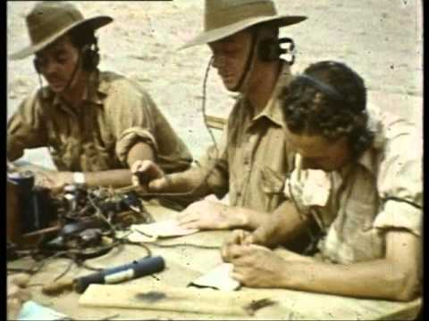 A Day in the Life of a Signaller, Woodside Camp, South Australia