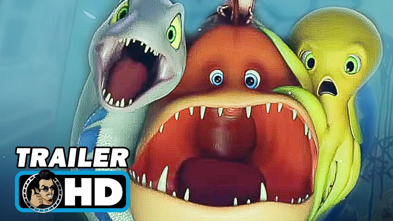 deep official trailer 1 2017 animated adventure movie hd youtube