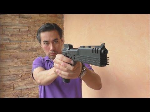 KSC Beretta 93R Auto 9 - airsoft пистолет Робокопа