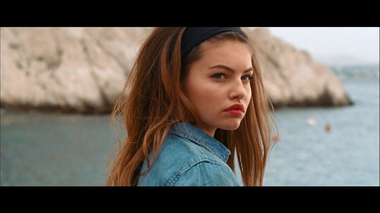 court m trage thylane blondeau x le temps des cerises youtube. Black Bedroom Furniture Sets. Home Design Ideas