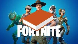 Reading Fortnite FANFICTION