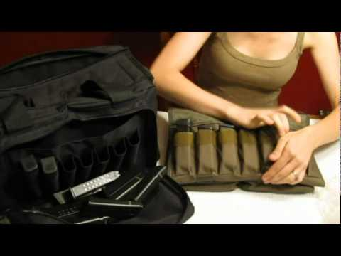 Midwayusa Tactical Pistol Case Review For The Lady Shooter