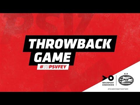 THROWBACK GAME | PSV - Feyenoord (2014-2015)