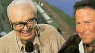 Harry Caray on CrackerJacks