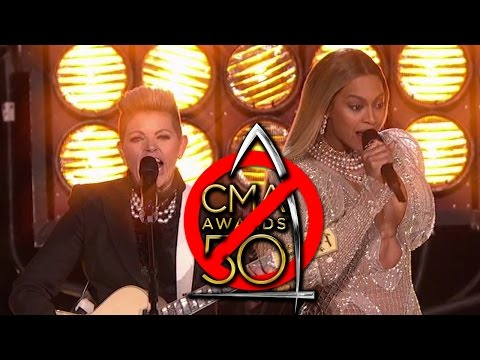 Dixie Chicks Fire Back At CMAs For Deleting Performance With Beyonce (Chat Show)