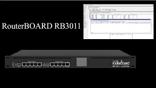 Mikrotik RouterBOARD RB3011UiAS-RM