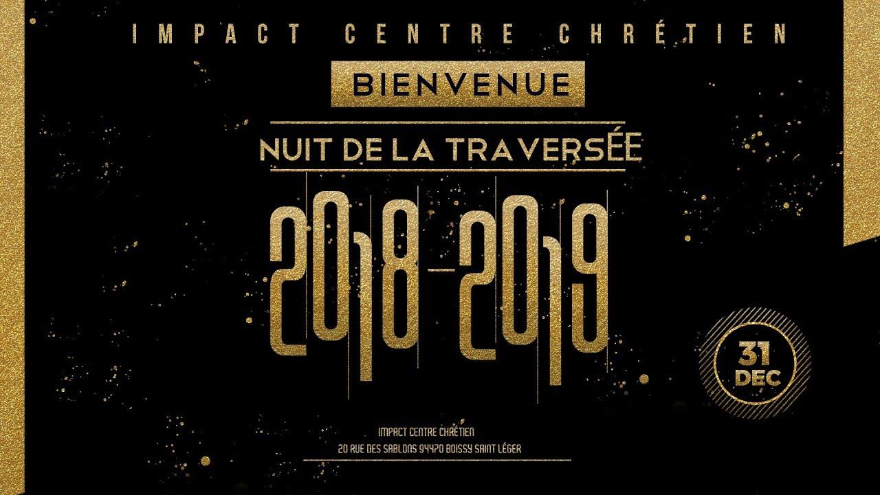 Nuit De La Traversée 2018 2019 Pasteur Yvan Castanou