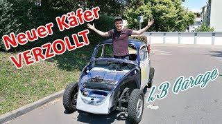 Neuen LB Garage Käfer Importieren + Tieferlegen!